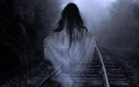 Сотрудники банка сняли на видео призрак девочки