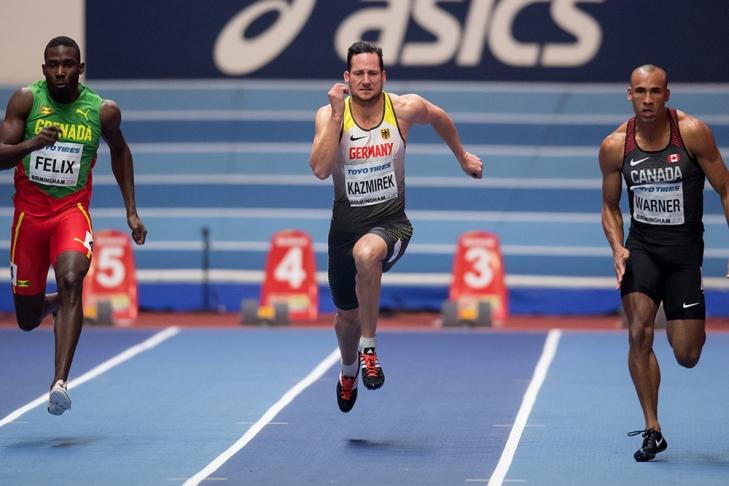Впервый раз вистории легкой атлетики все участники забега были дисквалифицированы