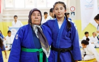 Турецкая пенсионерка занялась дзюдо в 80 лет