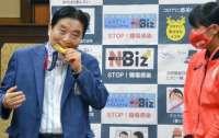 В Японии мэр города