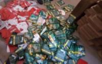 Под Киевом тоннами подделывали кофе известных марок