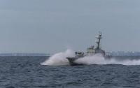 Украина проводит масштабные учения в Черном и Азовском морях