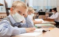 В Харькове детей атакует грипп