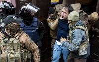 Саакашвили освободили из авто правоохранителей