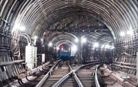 В киевском метро произошло задымление (видео)