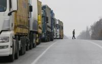 Из Черновицкой области в Россию отправилась колонна российских фур