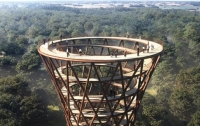 В Дании построят лестницу в небо