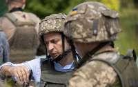 Президент назвал сроки установления мира на Донбассе