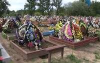 В городах начали закрывать кладбища для посетителей