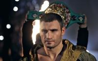 Виталия Кличко включили в Зал славы бокса