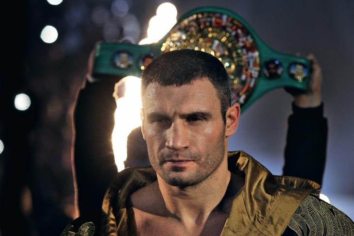 Виталий Кличко будет включен вМеждународный зал боксерской славы