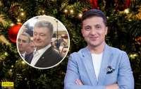 Сразу два президента собираются поздравить украинцев