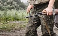 Солдат по неосторожности подстрелил сослуживца