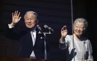 Японский император попрощался со своими подданными