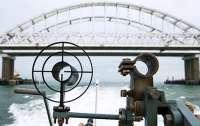 Россия перекрыла часть Черного моря возле оккупированного Крыма