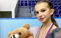 13-летняя фигуристка из России, замешанная в скандале с допингом, будет выступать от Украины