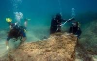 Археологи обнаружили затонувший во время цунами древнеримский город