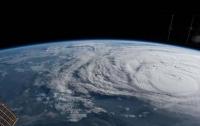 NASA опубликовало снимок урагана