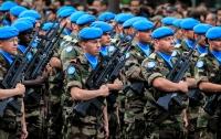 Германия и США обсудили размещение миротворцев ООН на Донбассе