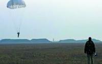 Украинские десантники провели испытания новых парашютов