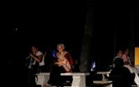 В Каракасе вооруженные люди открыли огонь по протестующим