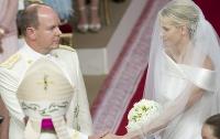 Княгиня Шарлен и князь Монако Альбер ждут первенца