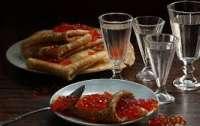 Украина продает больше водки, чем покупает
