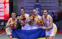 Баскетбольная сборная Украины завоевала серебро на Всемирной университетской лиге 3х3