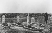 Британцев возмутили оскверненные могилы соотечественников в Крыму