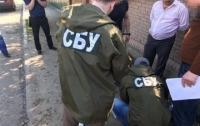 Подполковника полиции Буковины поймали на взятке