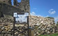Старинный замок в Словакии оказался с «секретом»