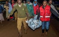 В Кении прорвало плотину, погибли десятки людей