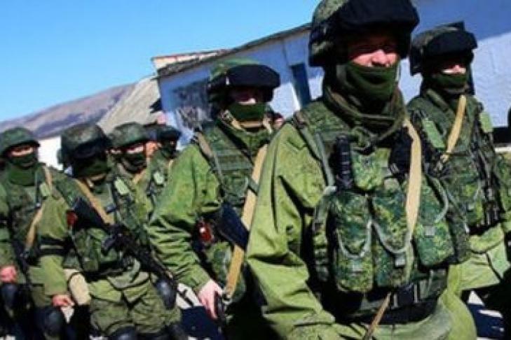РФ стянула войска кгранице с Украинским государством