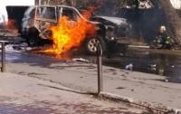 Подрыв авто с полковником СБУ в Мариуполе квалифицировали как теракт