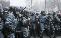 Разгон Майдана: экс-бертуковцы до сих пор работают в полиции