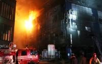 Масштабный пожар в Южной Корее: не менее 20 погибших