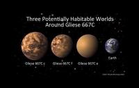 Астрофизики нашли несколько сотен потенциально обитаемых планет