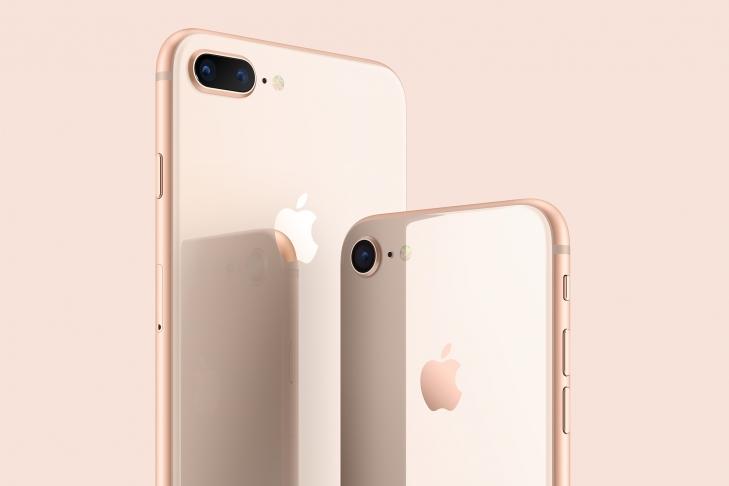Еще уодного iPhone 8 Plus вздулся аккумулятор: Apple начала расследование