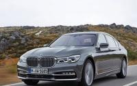 Компания BMW презентовала гибридный седан 740e iPerformance (ФОТО)