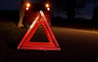 Смертельное ДТП во Львове: автомобиль съехал с дороги и перевернулся