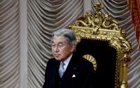 Японский император хочет отречься от престола