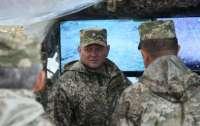 Генерал Залужный рассказал об уровнях денежного довольствия в зоне ООС