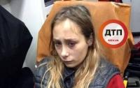 Девушку, которую искали четыре дня в Киеве, нашли покалеченной