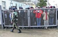 На Закарпатье задержаны 11 сомалийцев