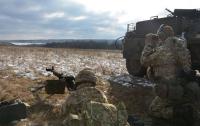 Раненый украинский военный умер в больнице