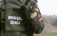 Пограничники задержали на границе с Польшей вооруженных мужчин