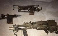 Полиция опубликовала фото оружейной мастерской одесского стрелка