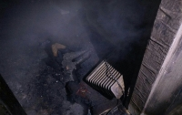 На Одесщине во время пожара погибла молодая женщина с 6-летним сыном