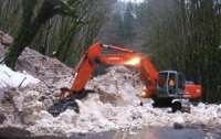Синоптики предупредили об угрозе схода лавин в Карпатах