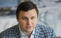 Депутат Микитась рассказал о стычке с Пинчуком